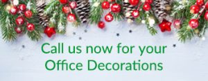 Call Green Goddess Design for your Business Holiday Decorations